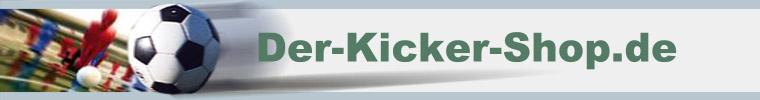 Kicker Shop | Der Tischfußball Profi